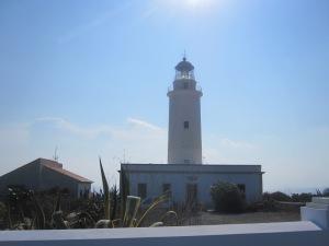 Far de la Mola Lighthouse