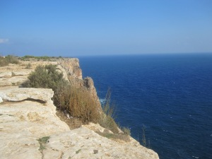 Another cliff view
