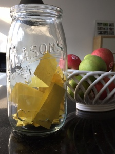 Our Happiness Jar