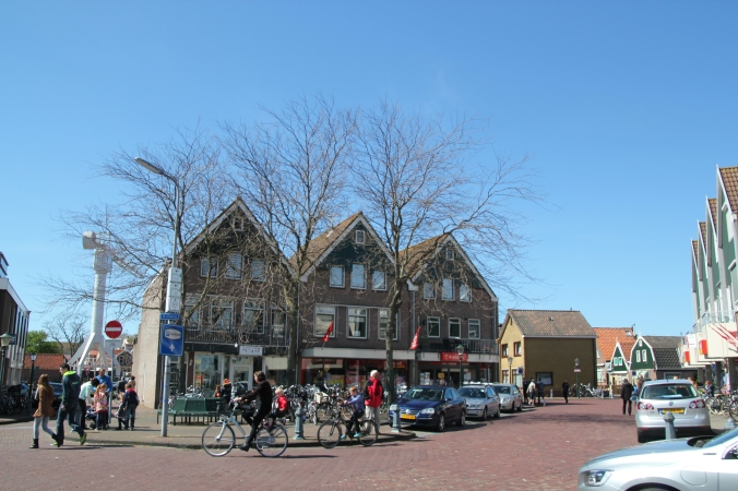 The village of Urk