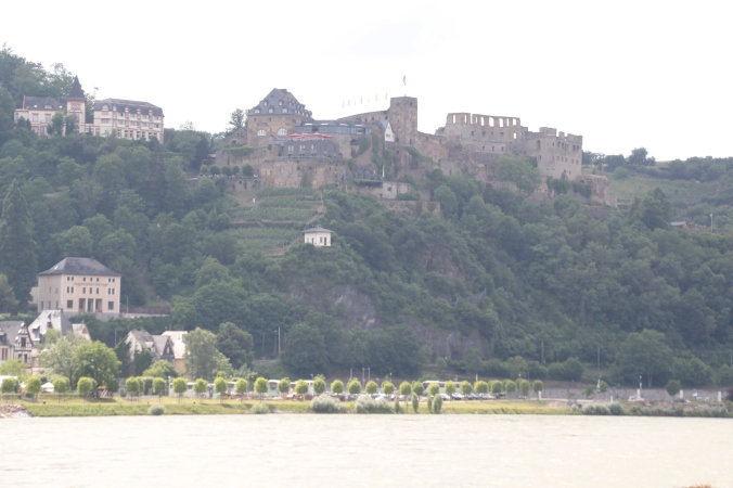 Another view of Rheinfels Castle