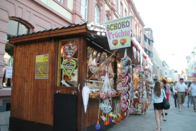 German gingerbread... yum!!