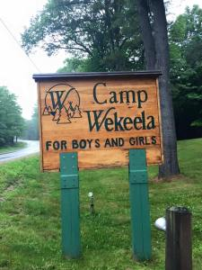 Welcome to Camp Wekeela!