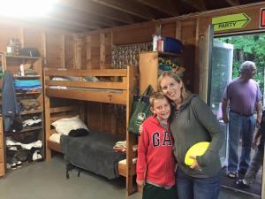 Saying goodbye to my big camper!