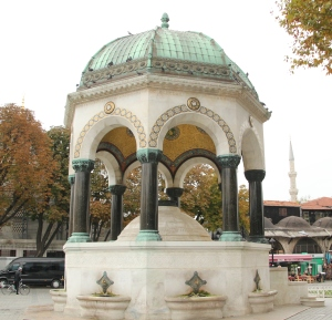 The German Fountain
