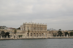 Palace that is now a museum