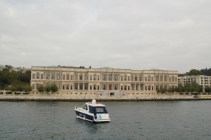 Another palace that is now the most expensive hotel in Istanbul - the royal suite goes for 30.000 euro per night!