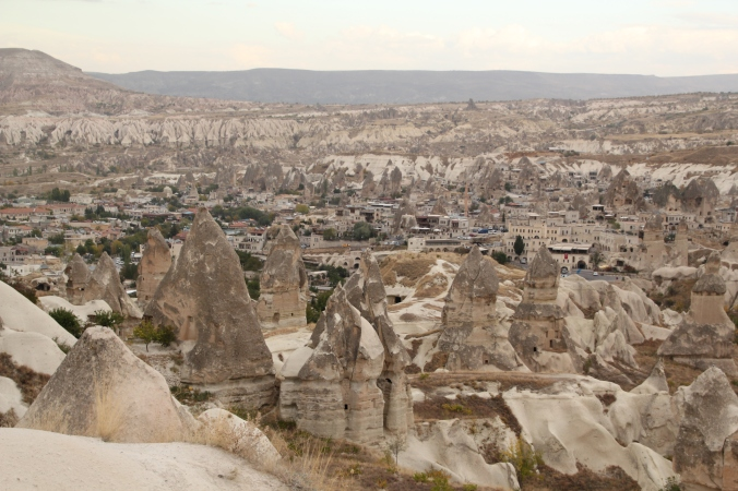 View over Göreme